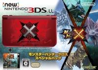 New 3DS LL - Monster Hunter X [JP] Box Art