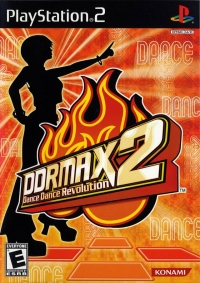 DDRMAX 2: Dance Dance Revolution Box Art