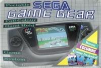 Sega Game Gear - Columns (Bonus) Box Art