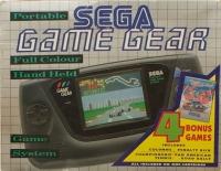 Sega Game Gear - 4 Bonus Games Box Art
