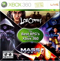 Best RPG's Are On Xbox 360, The Box Art