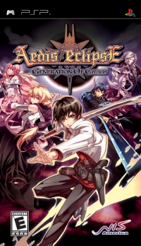 Aedis Eclipse: Generation of Chaos Box Art