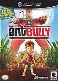 Ant Bully, The (Free Movie Ticket Inside) Box Art