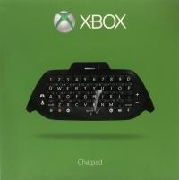 Xbox One Chatpad Box Art