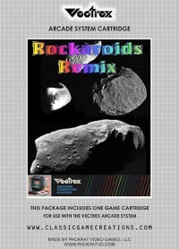 Rockaroids Remix Box Art