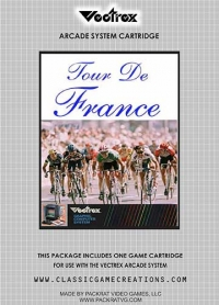 Tour de France Box Art