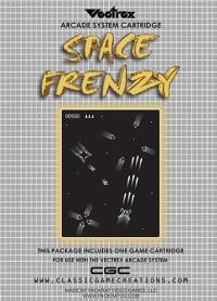 Space Frenzy Box Art
