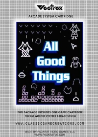 All Good Things Box Art