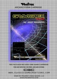 Gravitrex Plus Box Art