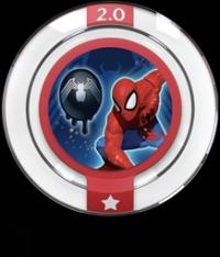 Alien Symbiote - Disney Infinity 2.0 Power Disc [NA] Box Art