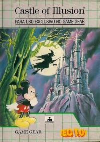 Castle of Illusion Box Art