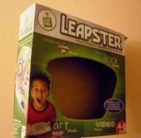 LeapFrog Leapster Box Art