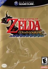 Legend of Zelda, The: The Wind Waker Box Art