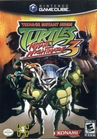 Teenage Mutant Ninja Turtles 3: Mutant Nightmare Box Art