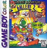 Game & Watch Gallery 2 Box Art