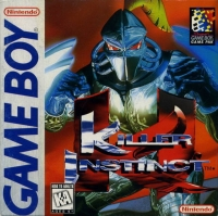 Killer Instinct Box Art