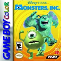 Disney/Pixar Monsters, Inc. Box Art