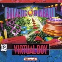 Galactic Pinball Box Art