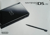 Nintendo DS Lite - Black [EU] Box Art