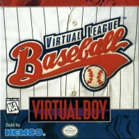 Virtual League Baseball Box Art