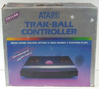 Trak Ball Controller Box Art