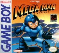 Mega Man: Dr. Wily's Revenge Box Art