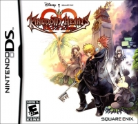 Kingdom Hearts 358/2 Days Box Art