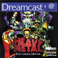 Heavy Metal: Geomatrix Box Art