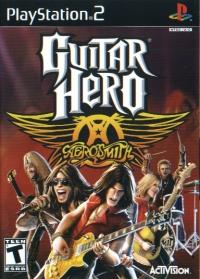 Guitar Hero: Aerosmith Box Art