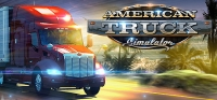 American Truck Simulator Box Art
