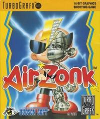 Air Zonk Box Art
