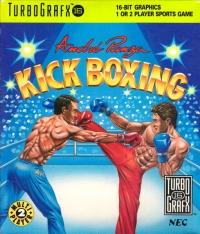 Andre Panza Kick Boxing Box Art