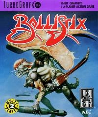 Ballistix Box Art