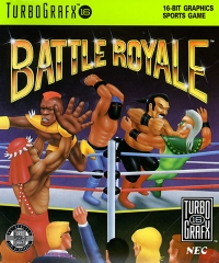 Battle Royale Box Art