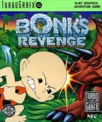 Bonk's Revenge Box Art