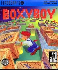 Boxyboy Box Art