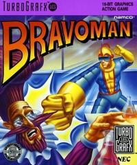 Bravoman Box Art