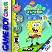 SpongeBob SquarePants: Legend of the Lost Spatula Box Art