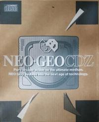 Neo Geo CDZ [JP] Box Art