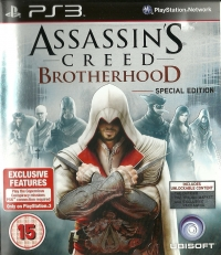 Assassin's Creed: Brotherhood - Special Edition [UK] Box Art