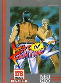 Art of Fighting 2 Box Art
