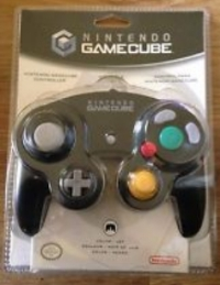 Nintendo GameCube Controller - Black [NA] Box Art