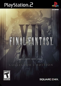 Final Fantasy XII - Collector's Edition Box Art