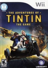 Adventures of Tintin: The Secret of the Unicorn, The Box Art