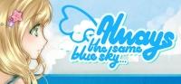 Always The Same Blue Sky... Box Art