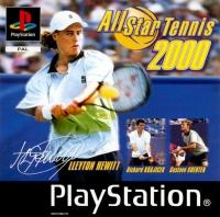 All Star Tennis 2000 Box Art