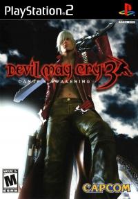 Devil May Cry 3: Dante's Awakening Box Art