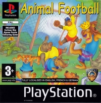 Animal Football Box Art