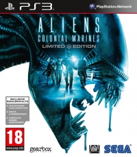 Aliens: Colonial Marines - Limited Edition [AT] Box Art