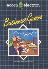 Business Games Box Art